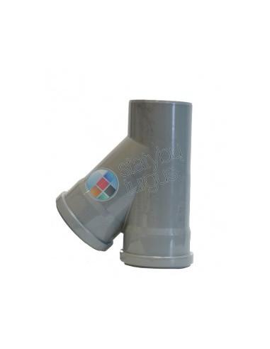 Trišakis vidaus kanalizacijos PP 110 x 110 x 110mm / 45*