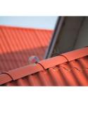 Kraigo sandarinimo juosta, plotis 300mm, ilgis 5m, Raudonai ruda RAL8012