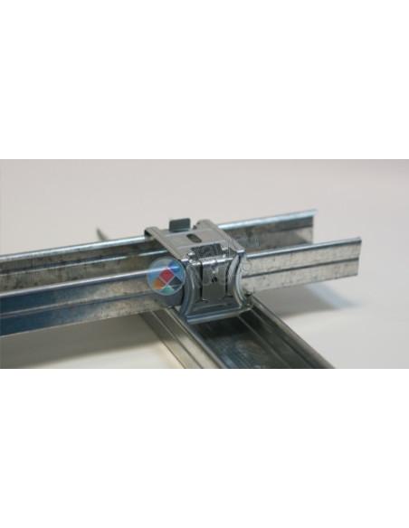 Elementas CD-09, dviejų lygių jungtis CD profiliui, Knauf