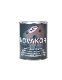 Antikorozinis gruntas NOVAKOR 0.9L Pilka
