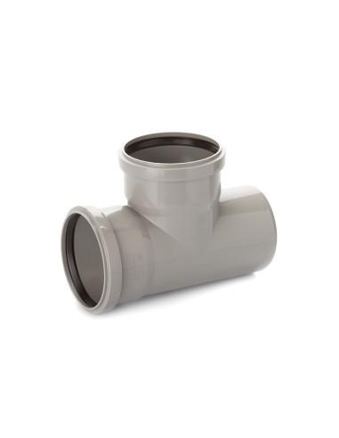 Trišakis vidaus kanalizacijos PVC 110 x 110 x 110mm / 87*