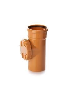 Pravala lauko kanalizacijos PVC 110mm