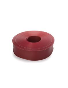 Apsauginė juosta kabeliui, raudona, 120mm, storis 2.0mm [50m]