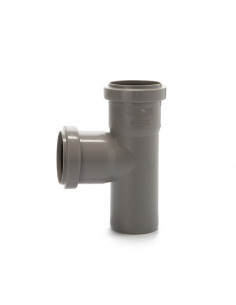 Trišakis vidaus kanalizacijos PP 50 x 50 x 50mm / 87*