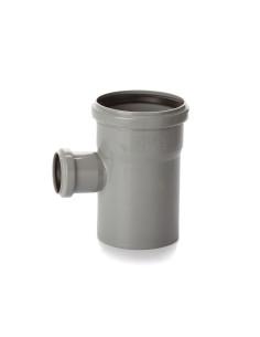 Trišakis vidaus kanalizacijos PVC 110 x 50 x 110mm / 87*