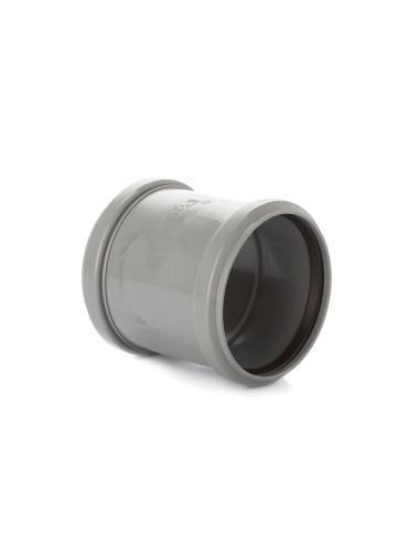 Mova dviguba vidaus kanalizacijos PVC 110mm