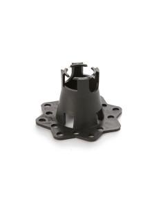 Fiksatorius armatūrai, plastikinis, nestabiliam pagrindui (lėkštutė), 35-40mm