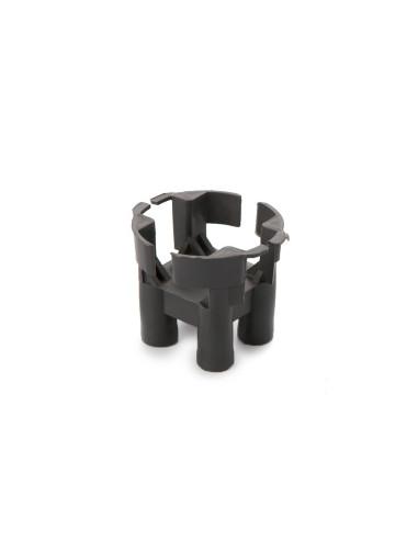 Fiksatorius armatūrai, plastikinis, tvirtam pagrindui (kėdutė), 20mm