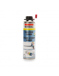 Putų valiklis GUN & FOAM CLEANER 500ml SOUDAL