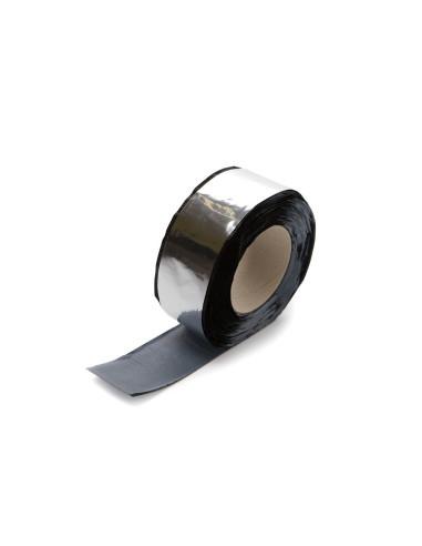 Sandarinimo bituminė aliuminio juosta ALU Butyband, plotis 5cm, ilgis 10m
