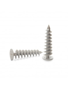 Spiralinis kaištis 85mm, polistireniniui putplasčiui
