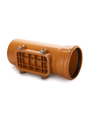 Pravala lauko kanalizacijos PVC 160mm