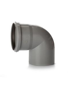 Alkūnė vidaus kanalizacijos PP 110mm / 87*