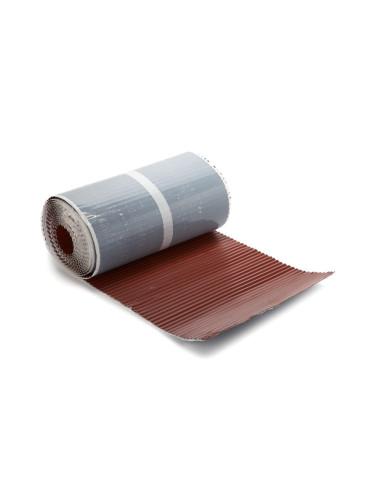 Kamino sandarinimo juosta, plotis 300mm, ilgis 5m, Raudonai ruda RAL8012