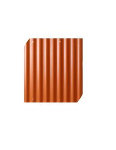 Banguoti lakštai EUROFALA 1250x1150mm CO/HO Plytinė Cembrit