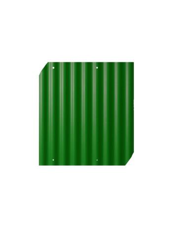 Banguoti lakštai EUROFALA 625x1150mm CO/HO Žalia Cembrit