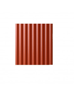 Banguoti lakštai EUROFALA 1250x1150mm Raudona Cembrit