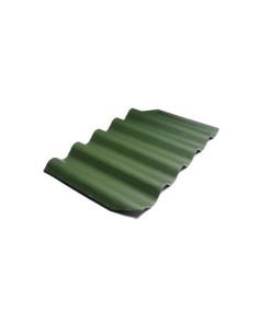 Banguoti lakštai KLASIKA XL 2500x1130mm Žalia Eternit