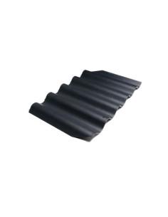 Banguoti lakštai BALTIJOS BANGA 875x920mm Juoda Eternit