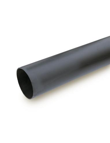 Vamzdis techninis 630mm lygus, ilgis 6m