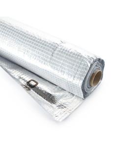 Garo izoliacinė plėvelė su aliuminio sluoksniu ALUREFLEX