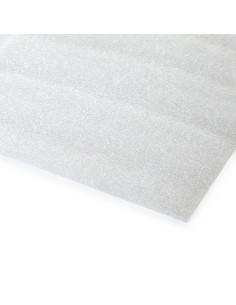 Paklotas putų polietileno, storis 5mm, plotis 1.2m