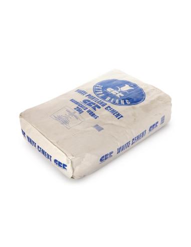 Cementas Baltas CBR White CEM I 52.5 N 25 kg (Belgija)