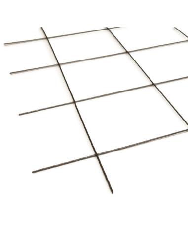Grindų betonavimo armavimo tinklas, akis 20x20cm, viela 4mm