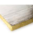 Šiltinimo vata su aliuminiu ROCKWOOL Lamela Mat ALU, storis 50mm, plotis 1000mm, ilgis 5000mm