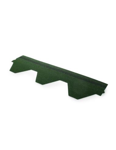 Bituminės čerpės ROOFSHIELD STANDART Žalia su šešėliu
