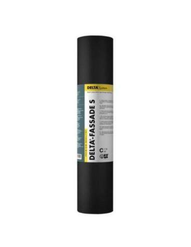 Vėjo izoliacinė plėvelė, atspari UV spinduliams tarpams iki 20mm, FASSADE DELTA