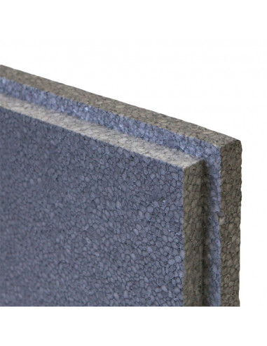 EPS60N fasadinis neoporas, storis 200mm, matmenys 1x0.5m, frezuotas, polistireninis putplastis [Lietuva]