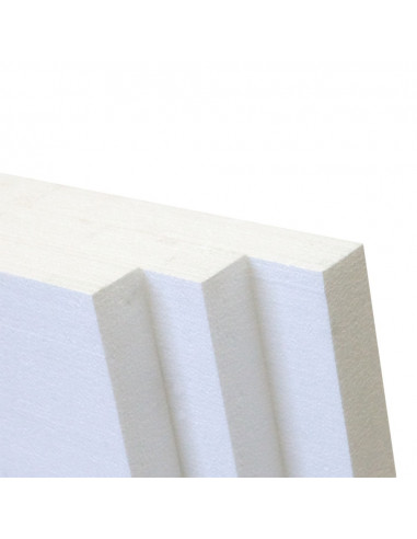 EPS100, storis 20mm, matmenys 1x1m, polistireninis putplastis [Lietuva]