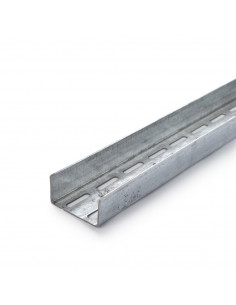 Profilis durų staktoms UA, plotis 75mm, ilgis 3.0m