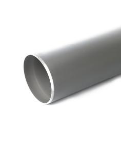 Vamzdis vidaus kanalizacijos PVC 110mm, ilgis 0.5m