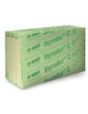 Ekstruzinis polistirenas XPS STYRODUR2800C, storis 100mm, matmenys 600x1250mm