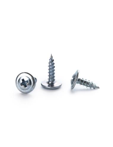 Sraigtas savisriegis metalui į metalą MET/MET, ilgis 4.2x13mm