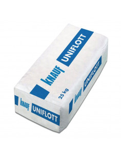 Glaistas gipsinis Uniflott Knauf 25kg