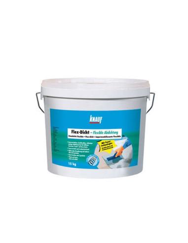 Hidroizoliacija cementinė elastinga Flex-Dicht Knauf 15 L