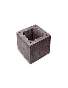 Kamino blokelis, diametras 140-160mm, LEIER