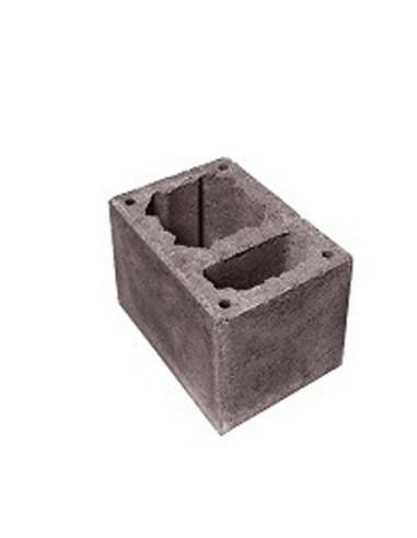 Kamino blokelis su ventiliacine anga, diametras 180-200mm, LEIER
