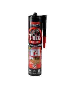 Montažiniai klijai superstiprūs T-REX Glue 380g SOUDAL