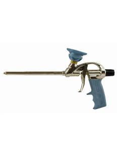 Pistoletas montažinėms putoms DESIGN GUN SOUDAL metalinis
