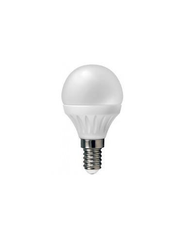 Lemputė LED 4W MiniGlobe 2700K šilta E14 ACME 111474