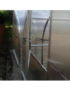 Šiltnamio durų ir stoglangio automatinis atidarytuvas UNIVENT, cinko spalva