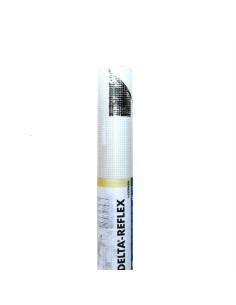 Garo izoliacinė plėvelė su aliuminio sluoksniu DELTA REFLEX, ypatingai stora (180g)