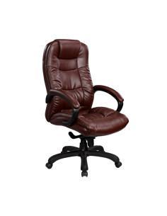 Kėdė biurui MONTEREY PU (ruda)