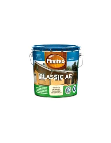 Impregnantas medienai Pinotex Classic AE, spalva Palisandras, kiekis 10L