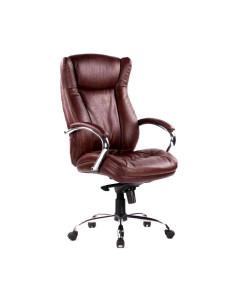 Kėdė biurui CLERK PU (ruda)