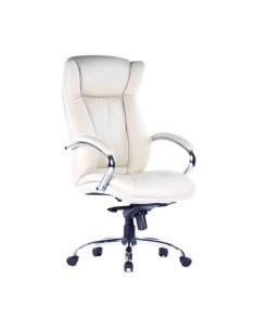 Kėdė biurui CLERK PU (kreminė)